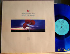 Depeche Mode - Music for the Masses - 87DE Mute INT 146.833 LP m-/vg+ / blue Wax