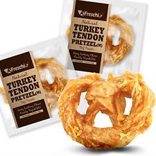 New listing Afreschi Turkey Tendon for Dogs, Premium All-Natural, Hypoallergenic, Dog Chew 2