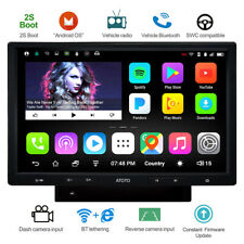 [10inch] Atoto A6 2Din Android Car Gps radio A6Y1010Sb/Dual Bluetooth/WiFi &More