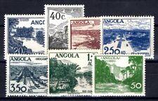ANGOLA 1949 319-325 * SELTENER SATZ (09808