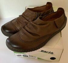 Women's Kalso Earth Shoe Invoke Sandstone Mooshie Calf Vintage Leather  7 M
