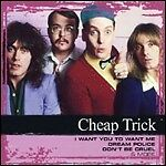 COLLECTIONS CHEAP TRICK  CD POP-ROCK INTERNAZIONALE