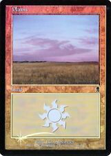 MTG - Odyssey - Plains #334 - Foil - Various conditions