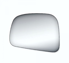 Fits 07-*12  Versa Left Driver Replacement Mirror Glass Lens