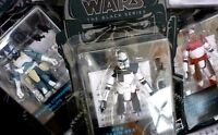 "Star Wars THE BLACK SERIES: New 3.75"" Action Figures Variations inc Troopers"