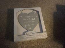 Wedding Love Heart Keepsake