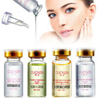 10ML HYALURONIC ACID 100% Natural Firming Collagen Strong Anti Wrinkle Serum NEW