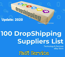 099 100 Dropshipping Suppliers List Drop Shipping New Update 099 List