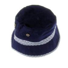 Monty da uomo Double face cappello Secchio Blu Navy (b212nvy) b56892e4f901