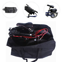 Bicycle Bike Folding Carrier Bag Carry Cover for Dahon 14''-20'' Mountain Holder
