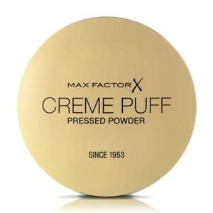Max Factor Creme Puff Pressed Powder Compact 21g  - Select Shade over 5000 sold