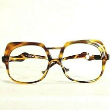 2da7553c7a Vintage Solmar Vision Italy Aviator Style Tortoise Eyeglasses Frames