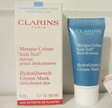 CLARINS Hydra Quench Crema Máscara de prueba de Viaje Tamaño 5 Ml Piel Deshidratada-Nuevo Y En Caja