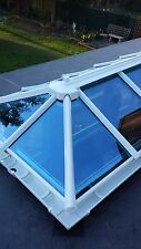 Roof lantern skylight - upvc glazed - Conservatory/flat roof assembly 1500 x1000