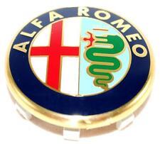 Alfa Romeo 145 146 147 156 Mito GT Spider GTV Alloy Wheel Centre Cap x1 60652886