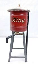Bing Prewar Water Tower Tin Lithographed Germany O Scale