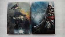 Assassins Creed IV Black Flag PS4 Steelbook ONLY Rare PS4/PS3/XBOX ONE (NO GAME)