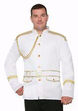 Prince Charming Jacket Costume Adult Mens Disney Fairy Tale Cinderella - Fast -
