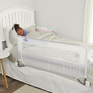 """Regalo Swing Down Bed Rail Guard, with Reinforced Anchor Safety System 43"""" x 20'"""