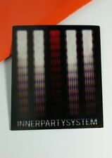 """INNERPARTYSYSTEM INNER PARTY SYSTEM THE DOWNLOAD  MUSIC 2.75"""" x 3.25"""" STICKER"""