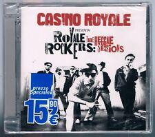CASINO ROYALE THE REGGAE SESSION  CD SIGILLATO!!!