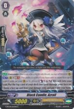 Cardfight Vanguard SOUL STRIKE x 4 Black Candle, Azrail - G-BT04/057EN - C Mint