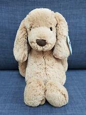 Jellycat Plush Toy Bashful Toffee Puppy Medium - 31cm
