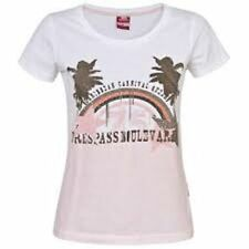 Cotton Blend Scoop Neck Short Sleeve T-Shirts, Top & Shirts (2-16 Years) for Girls