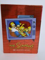 The Simpsons- The Complete Fifth Season DVD Collector's Edition 4 Disc Box Set G