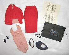Vintage Barbie 981 Busy Gal Outfit Complete NM