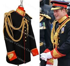Príncipe Harry (estilo) Blues & Royals Hogar caballería túnica / Uniforme
