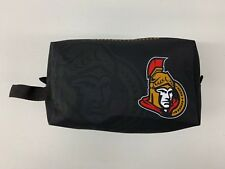 09e1a2b01ee Ottawa Senators NHL Pro Stock Team Hockey Player Toiletry Kit Travel Bag   46 AHL