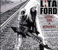 Lita Ford - Living Like a Runaway [CD]