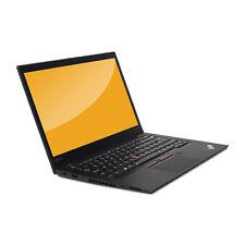 Lenovo ThinkPad T470s Intel Core i7-7600U 2,8GHz 24GB RAM 512GB NVMe SSD FHD IPS