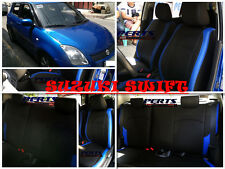 Suzuki Swift High quality Factory Fit Customized Leather CAR SEAT COVER