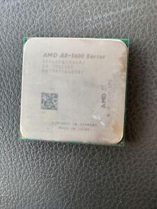 AMD A8-5600K Quad Core 3.6GHz CPU Processor Socket FM2 Trinity 100Watt