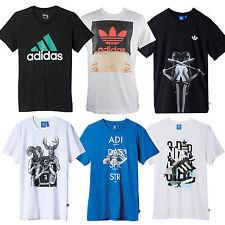 adidas bequem sitzende Herren-T-Shirts mit Motiv