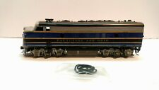Athearn HO Train Baltimore and Ohio Band Drive F7A Powered Diesel Locomotive