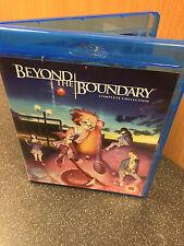 (NE6) Beyond The Boundary Complete Collection Blu Ray Anime Manga