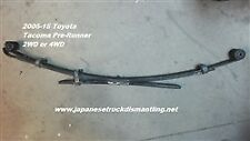 2005 to 2015 Toyota Tacoma Leaf Spring Right Rear Prerunner 2WD 4WD 4821004550 ,