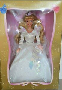 1997 Walt Disney's WEDDING SLEEPING BEAUTY Doll by Mattel