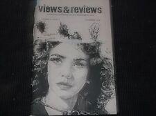 Vintage CELEBRITY Magazine VIEWS & REVIEWS/Dec1979/Quarterly Mag.of the Arts