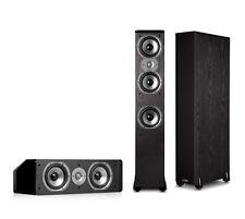 Polk Audio TSi400 3.0 Home Theater Speaker Package (Black)