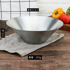 304 stainless steel noodle bowl matte drawing,Silver-22cm