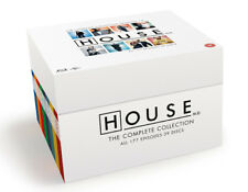 HOUSE M.D. Series 1-8 Blu-Ray NEW 2014