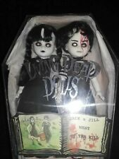 Living Dead Dolls Jack and Jill - Very rare and exclusive!