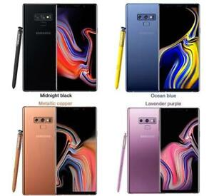 Samsung Galaxy Note9 SM-N960 - 128GB (Unlocked) (Single SIM)