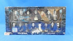 Little Big Heads Universal Monsters Silver Screen Edition 15-Pack Sideshow Toy