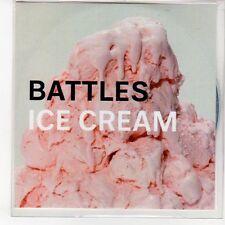 (EQ74) Battles, Ice Cream - 2011 DJ CD