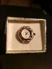 RARE VINTAGE RING Watch FINGER JAPAN MOVEMENT